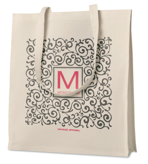 Katoenen tassen bedrukken: extra 155gr/m2 kwaliteit!